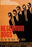 Tarantino - Reservoir Dogs US - Red Art Vertical - Huge Film PAPER POSTER measures approximately 100x70 cm Greatest Films Collection Directed by Quentin Tarantino. Starring Harvey Keitel, Tim Roth, Michael Madsen.