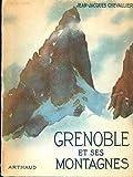 Grenoble et ses montagnes. Couverture de Samivel.