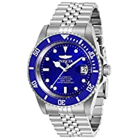 Invicta Men's Automatic Watch, Analog Display and Stainless Steel Strap 29179
