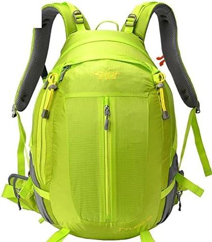 Backpack Illuminazione Moda Sport Zaino Sacchetto di Alpinismo all' Aperto Aperto Aperto Viaggio Zaino Zaino Sospensione Traspirante Acqua Repellent-verde 50L   Qualità primaria    Tocco confortevole  2852ed