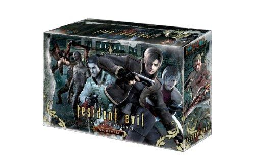 Preisvergleich Produktbild Resident Evil Deck Building Game Nightmare Edition by Resident Evil
