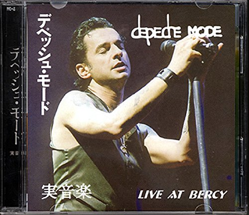 DEPECHE MODE Exciter Tour Live at Bercy Japan Edition 2CD set (Mode In Depeche Live Paris)