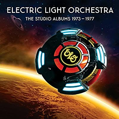 Studio Albums 1973-1977 - inexpensive UK light store.
