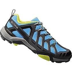 SHIMANO MT SH-MT34B GR? Zapatillas de Ciclismo para Adultos. Sujeción 38SPD, 38, E-SHMT34B38.