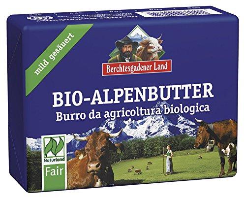 Berchtesgadener Land Bio Naturland Alpenbutter (1 x 250 gr)