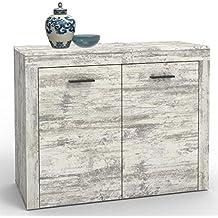 suchergebnis auf f r sideboard breite 110 cm. Black Bedroom Furniture Sets. Home Design Ideas