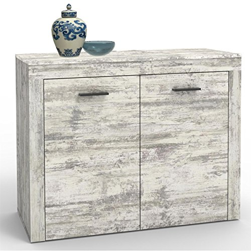 Kommode Sideboard Anrichte RAY Shabby Chic Vintage Look