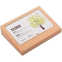 Factory Custom mobile phone Shop prodotti digitali Store, cake Shop hotel ristorante legno tabella del menu 236*180*26 mm