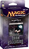 Magic the Gathering Dark Ascension DKA Sealed Intro Starter Deck Black White Dark Sacrifice by Wizards of the Coast (English Manual)