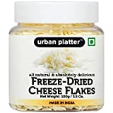 Best Cottage Cheeses - Urban Platter Freeze-Dried Cheese Flakes, 100G Review