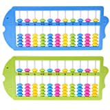 Runrain Cinese Abacus Arithmetic Soroban Maths calcolo Utensili Gioco educativo