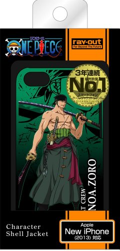 One-Piece Characters Shell iPhone 5C Case (Zoro)