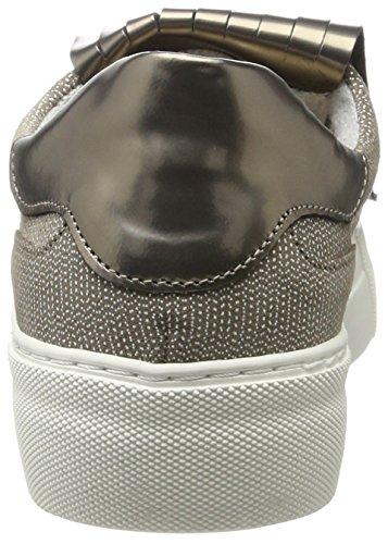 Sneaker Marc Opolo Damen 70714193501310 Braun (marrone Combi)