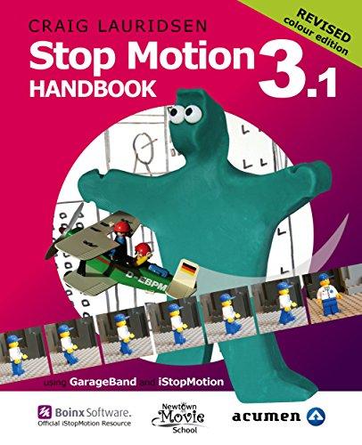 Stop Motion Handbook 3.1 (English Edition)