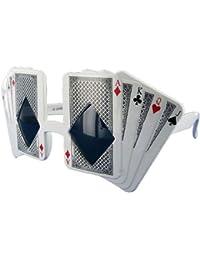 Sonnenbrille Funbrille Spielkarten Pokerkarten 21