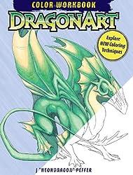 DragonArt Color Workbook (Color Studio)