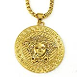 18 k Gold Plated 3D