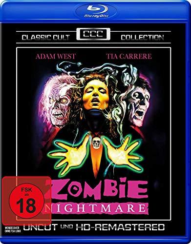Zombie Nightmare - Classic Cult Edition [Blu-ray]