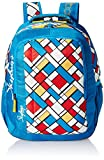 Skybags Polyester 30 Ltrs Blue Casual Backpack (BPHELFS6BLU)