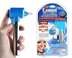 New luma smile tooth polisher cleaner