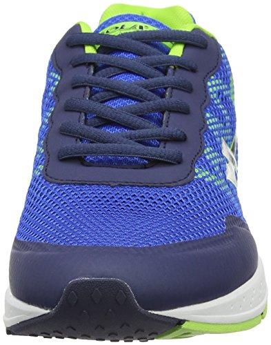 Gola Herren Triton Laufschuhe Blau (Navy/Blue/Lime)