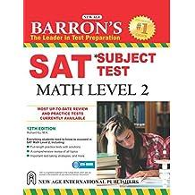 Barron's SAT Subject Test Math Level 2