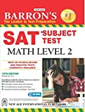 #8: Barron's SAT Subject Test Math Level 2