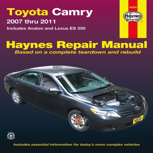 haynes-toyota-camry-2007-thru-2011-includes-avalon-and-lexus-es-350