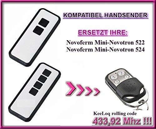 Novoferm kompatibel handsender / ersatz TR-302