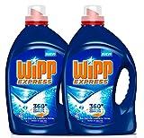 [Pack de 2] Wipp Express Detergente Líquido Azul 32 Dosis