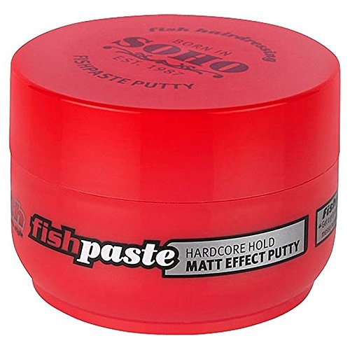 Superfish Poissons Fishpaste Mastic 70Ml (Lot de 6)