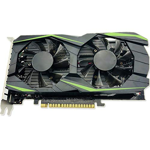 Forart GTX 9604 4GB Graphics Card Practical Durable Fan Host Graphics Card Computer Components -
