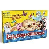 Hasbro B2176456 - Gioco LAllegro Chirurgo, Multicolore