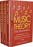 #8: Music Theory: For Beginners - Bundle - The Only 3 Books You Need to Learn Music Theory Worksheets, Chord Theory and Scale Theory Today (Music Best Seller Book 32)