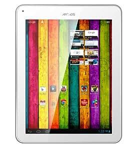 """Archos Titanium Tablette 9,7"""" (24,6 cm) ARM Cortex A 9 1,6 GHz 8 Go Android Jelly Bean 4.1.2 Wifi Blanc"""