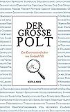 Gerhard Polt - Gebundene Ausgabe 'Der grosse Polt: Ein Konversationslexikon'  (07.04.2017)
