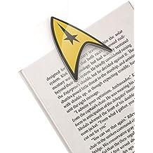 """Se """""""" Star Trek metal Bookmark"""