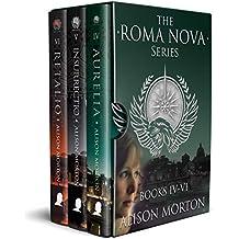 Roma Nova Box Set 2: AURELIA, INSURRECTIO, RETALIO (Roma Nova Thriller series)
