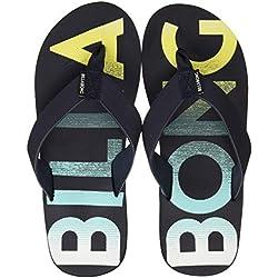 Billabong All Day Theme, Zapatos de Playa y Piscina para Hombre, Azul (Navy 21), 42 EU