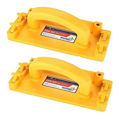 Micro Jig Grr-rip Block Model GB-1 Pair by MICROJIG