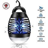 La'prado Bug Zapper Light, Lampe de Camping Anti-moustiques, Piège à Insectes sans...