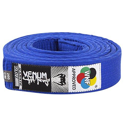 Venum, Cintura da Karate Unisex Adulto, Blu (Blau), 260 cm