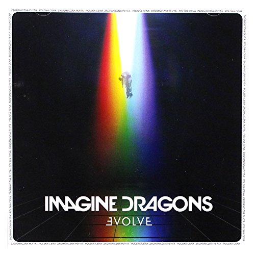 Imagine Dragons: Evolve [CD]