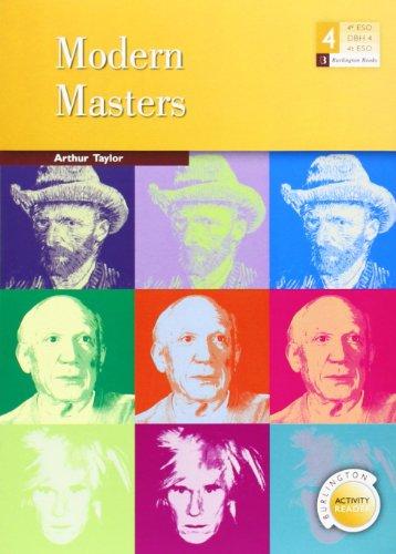 Modern masters 4§eso bar