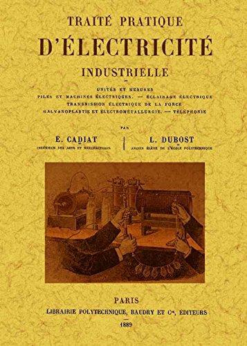 Traite Pratique d Électricité Industrielle