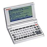 Franklin PSW-475 Elektronisches Multi-Wörterbuch, Deutsch-Englisch und Deutsch-Französisch, Großes Wörterbuch Deutsch