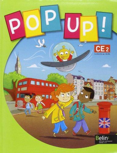 Pop Up! CE2 par Michèle Geffroy