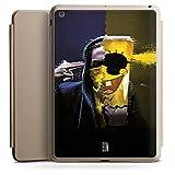 Apple iPad Air Smart Case sand Hülle mit Ständer Schutzhülle Spongebozz Fanartikel Merchandise Sun Diego