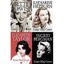 Box Set: Ingrid Bergman, Bette Davis, Katharine Hepburn, Elizabeth Taylor (English Edition)