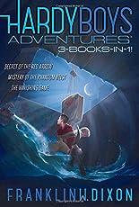 Hardy Boys Adventures 3-Books-in-1!: Secret of the Red Arrow; Mystery of the Phantom Heist; The Vanishing Game